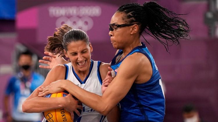 Tokyo Olympics   Team USA's women's basketball undefeated
