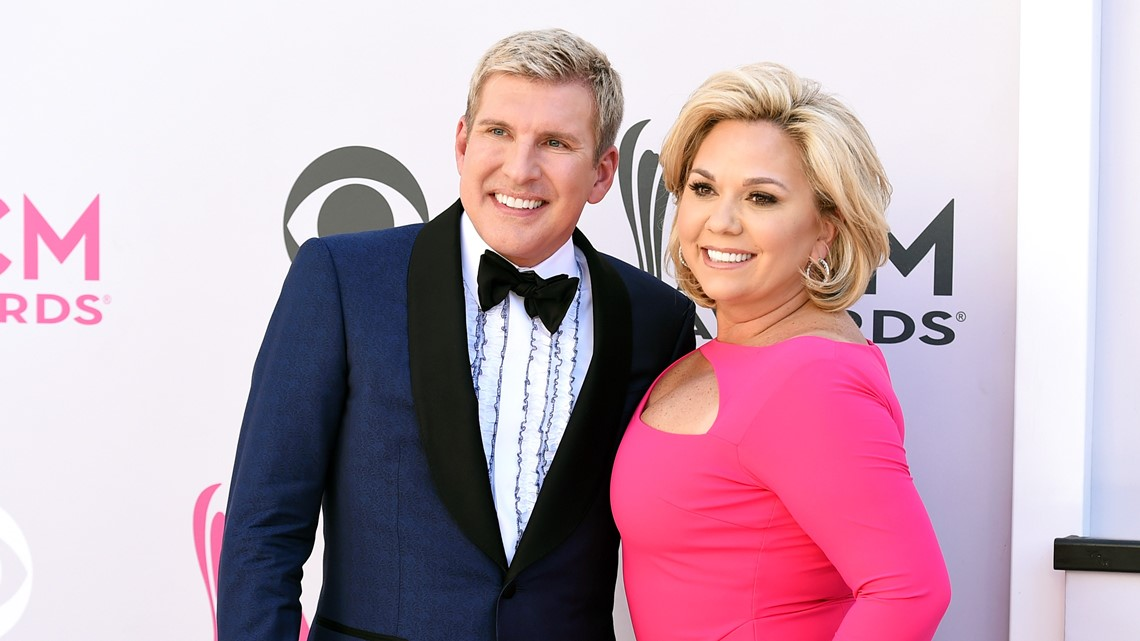'Chrisley Knows Best' stars appear at court hearing for tax fraud indictment