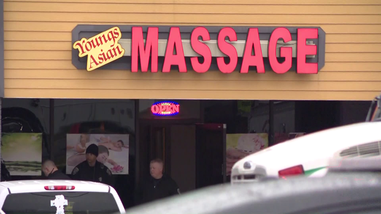 Anti-Asian violence in the spotlight after Atlanta spa shootings