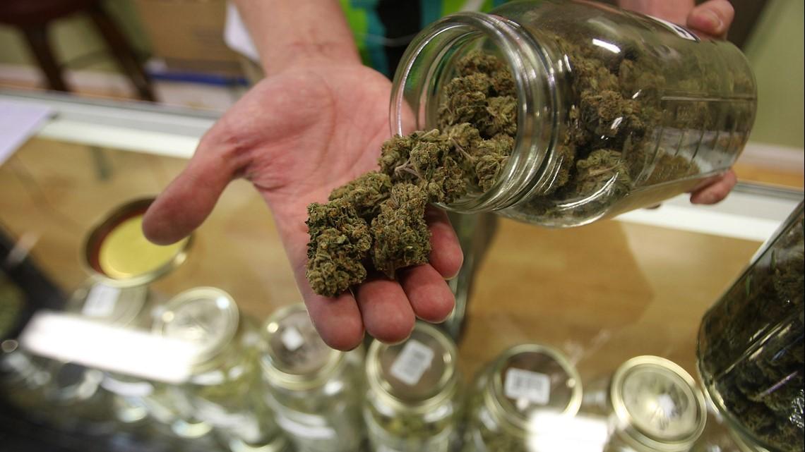 Georgia bill would decriminalize marijuana possession