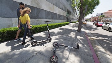 Bird, Lime scooters banned in UGA's home city