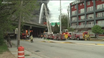 Commuter Dude: Neighbors still feeling the stress of last year's I-85 bridge collapse