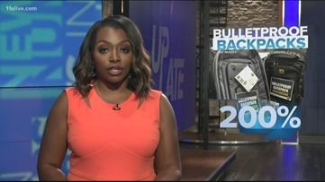 Bulletproof backpacks, viagra pills, Krispy Kreme delivery: News in Numbers