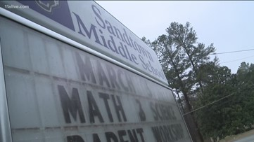 5 Sandtown Middle School students to be disciplined for THC-laced food