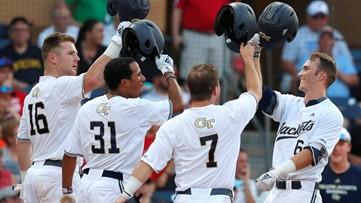 Georgia Tech named No. 3 national seed of NCAA Tournament