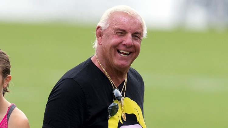 Wrestling legend Ric Flair released from hospital