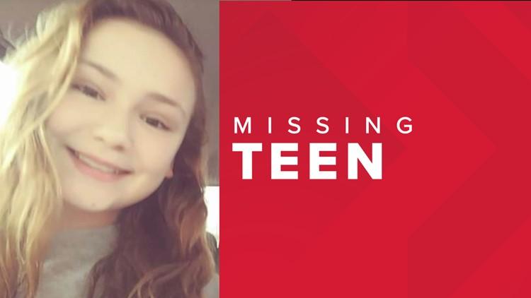 Kayden Chastain Missing Paulding