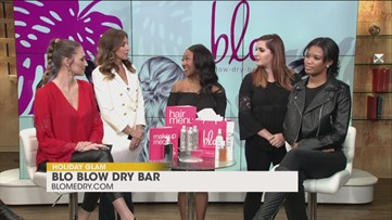 Holiday Hair & Makeup with Blo Blow Dry Bar