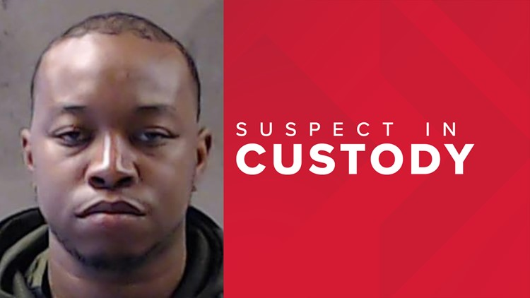 Suspect wanted for December shooting of Stone Mountain home surrenders to police