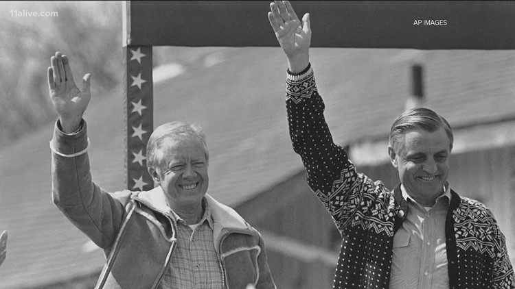 Remembering former VP, presidential candidate Walter Mondale