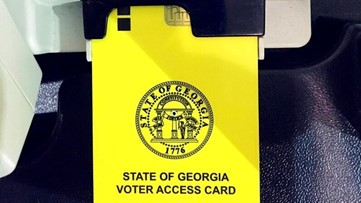 Judge blasts Georgia officials' handling of election system