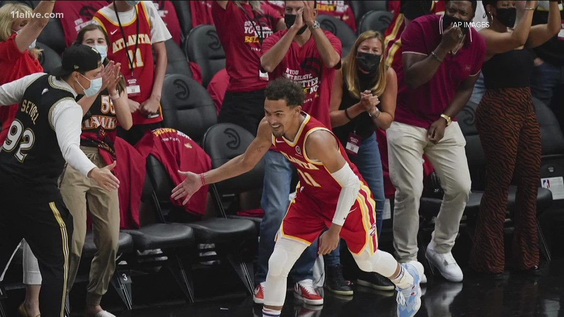 Trae Young agrees to $207 million max extension with Atlanta Hawks