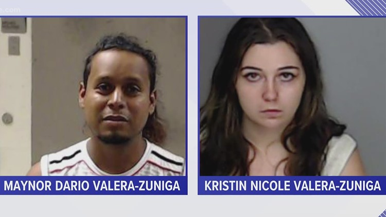 Police: Suspects in kidnapping disguised toddler as girl after ripping him from stroller