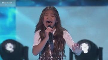 AGT legend Angelica Hale talks about lifesaving kidney donation after hometown concert