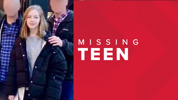 Julia Mann - missing
