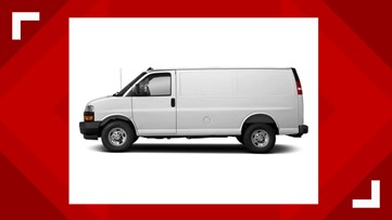 Police search for white van that allegedly approached children in Hapeville