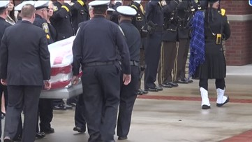 Henry County Officer Michael Smith laid to rest