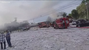 Firefighter killed, 7 others injured in Maine explosion