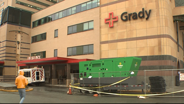 Gov. Kemp declares State of Emergency for Grady Hospital