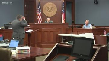 Judge considers declaring mistrial for former trooper accused in fatal crash