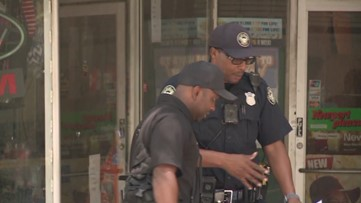 Police investigate downtown Atlanta shooting