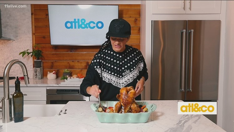 Chef Mali's Modelo Beer Can Chicken