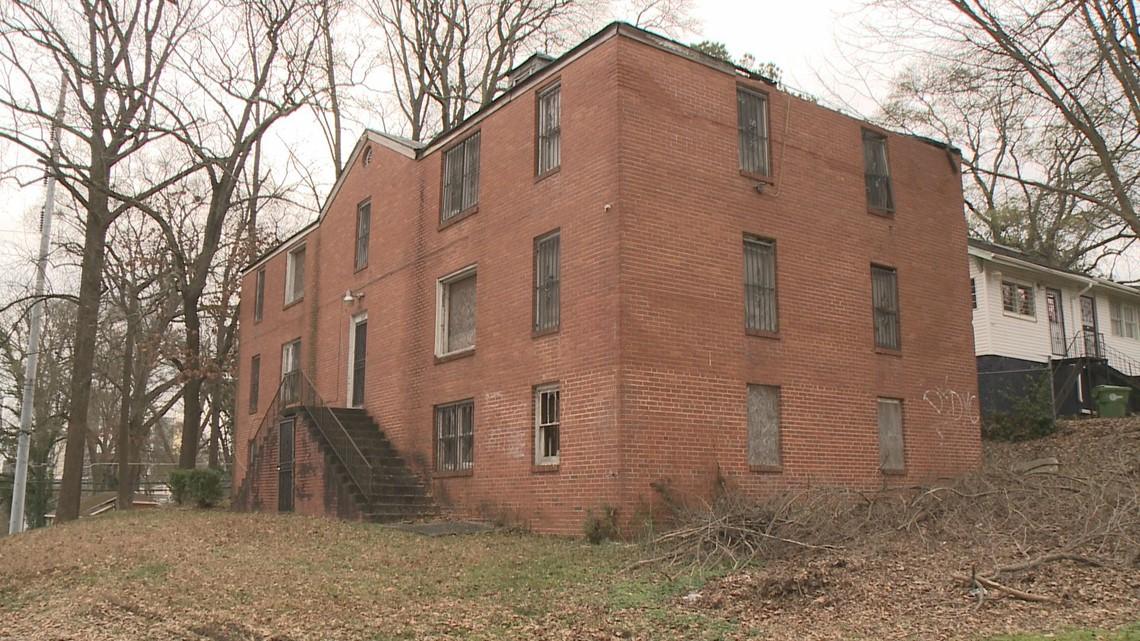 Maynard Jackson home saved from demolition