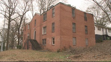 Maynard Jackson home saved from demolition