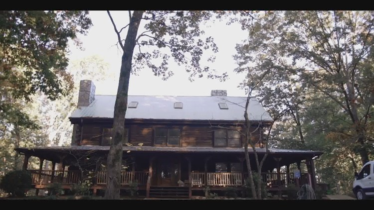 3d teen recovery wood cabin
