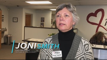The Place of Forsyth County supports those in need during winter weather