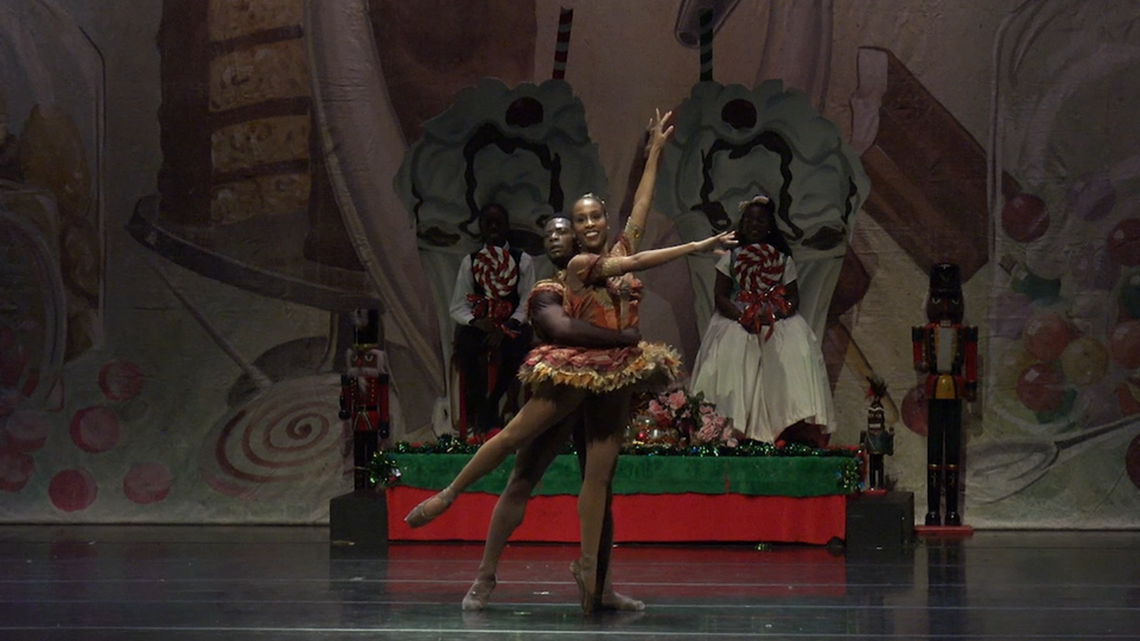 Local dance company presents a soulful twist on a holiday classic