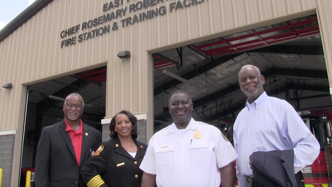 When it comes to breaking racial barriers, the City of East Point is on fire