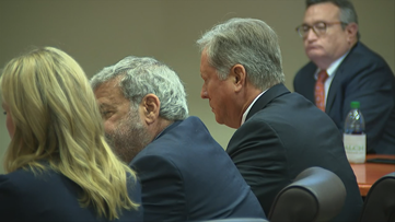 Juror in Robert Olsen trial says they were evenly split on whether shooting was self defense or murder
