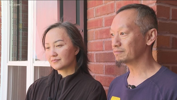Asian American family terrified after someone opened fire on their home