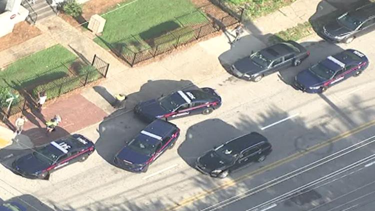 Atlanta Police: Victim may have been targeted in Boulevard shooting
