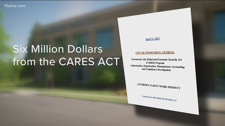 Report outlines Dekalb city's CARES act