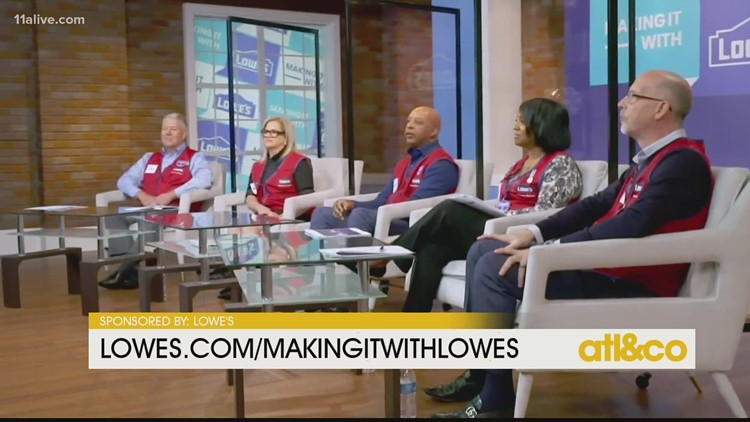 Making It... with Lowe's