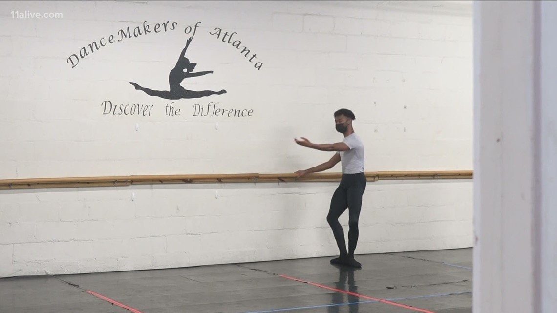Voices for Equality: Atlanta dancer follows dream to Juilliard