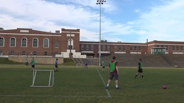 Hapeville City FC hopes to bring the community together with pick-up soccer