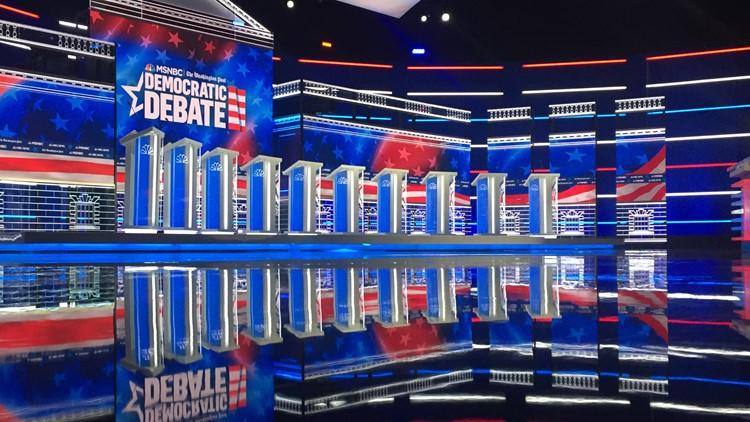 Democratic Debate at Tyler Perry Studios
