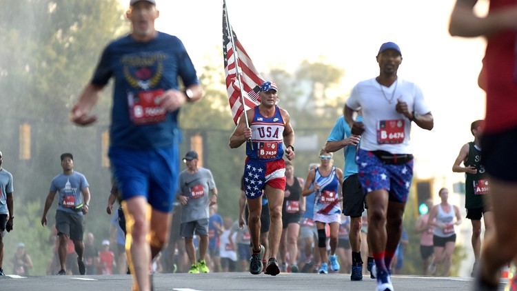 Atlanta's Fourth of July tradition of AJC Peachtree Road Race back in action