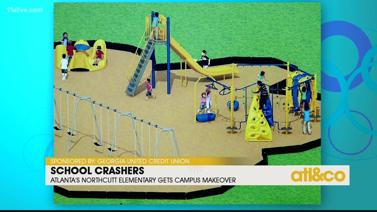 Georgia United Credit Union's School Crashers