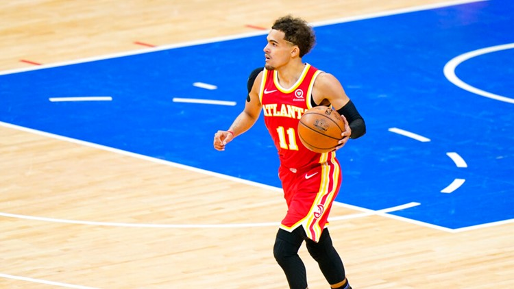 Hawks look to secure series victory over the 76ers