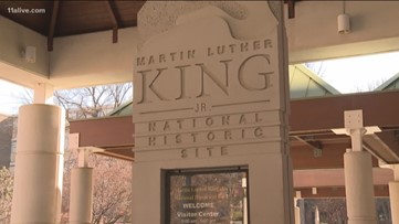 Government shutdown may affect King Day events in Atlanta