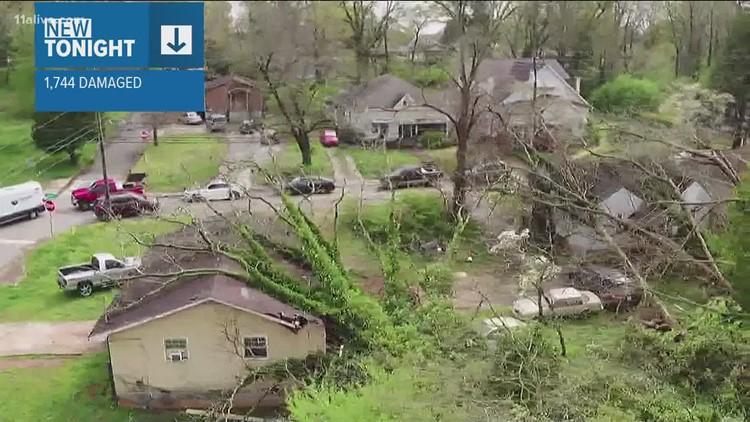 1,700+ Newnan homes damaged by EF-4 tornado