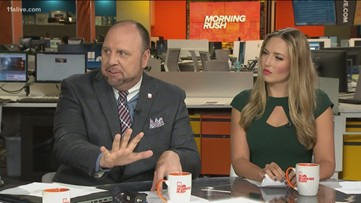 The Morning Rush team discuss California letting college athletes sign endorsement deals in 2023, defying NCAA