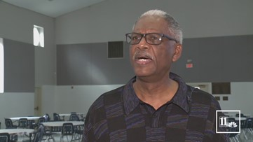 RAW: 105-year-old Atlanta church hit with vandalism