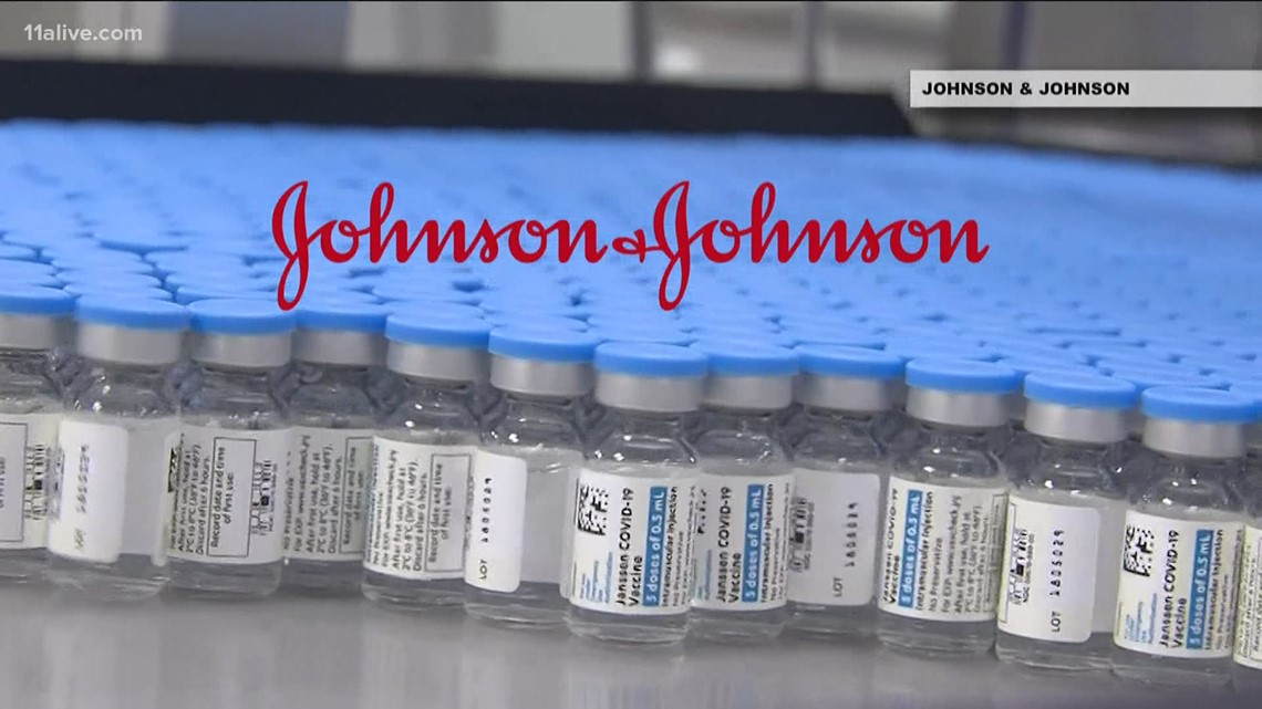 Wait is on for signs from CDC on fate of Johnson & Johnson vaccine