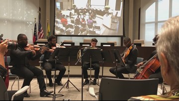 East Point hosts classical music concert at City Hall
