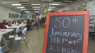 Duluth restaurant celebrates 50th anniversary